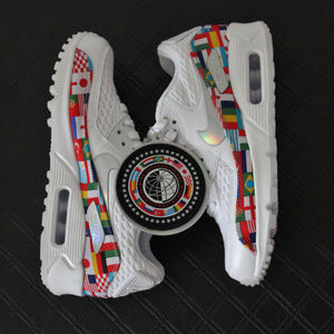 Nike Air Max International Flag Shoes